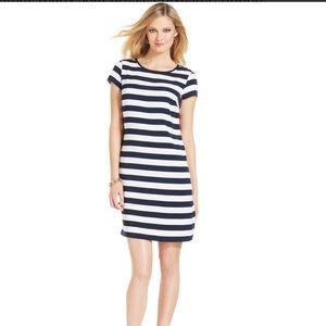 Jones New York Striped Dress. 👗